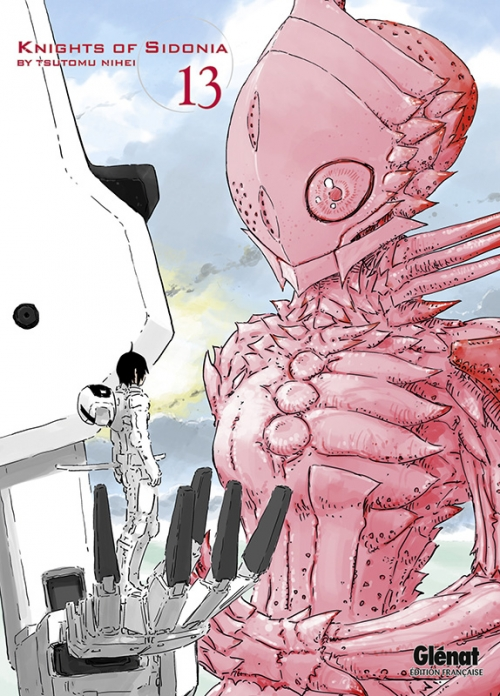 Couverture Knights of Sidonia, tome 13