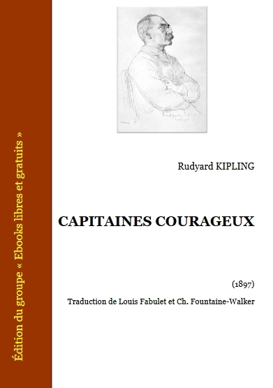 Couverture Capitaines courageux
