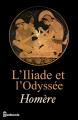 Couverture L'Iliade et l'Odyssée Editions Feedbooks 2004