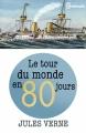 Couverture Le tour du monde en quatre-vingts jours / Le tour du monde en 80 jours Editions Feedbooks 2015