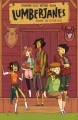 Couverture Lumberjanes, tome 1 : L'ange-chat redoutable Editions Boom! Studios 2015