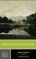 Couverture Orgueil et Préjugés Editions Norton Critical 2000