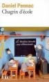 Couverture Chagrin d'école Editions Folio  2009