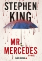 Couverture Mr Mercedes Editions Albin Michel 2015