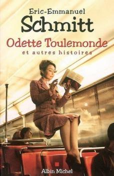 Couverture Odette Toulemonde et autres histoires