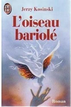 Couverture L'oiseau bariolé