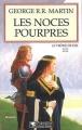 Couverture Le Trône de fer, tome 08 : Les Noces pourpres Editions Pygmalion 2012