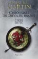Couverture Chroniques du chevalier errant Editions Pygmalion 2015