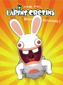 Couverture Les Lapins Crétins, tome 01 : Bwaaaaaaaaaaah ! Editions France Loisirs 2014