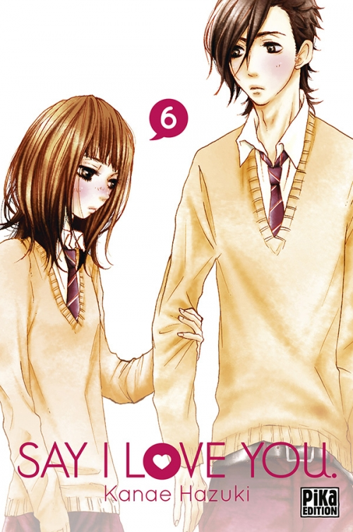 Couverture Say I Love You, tome 06