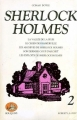 Couverture Sherlock Holmes, intégrale, tome 2 Editions Robert Laffont 1958