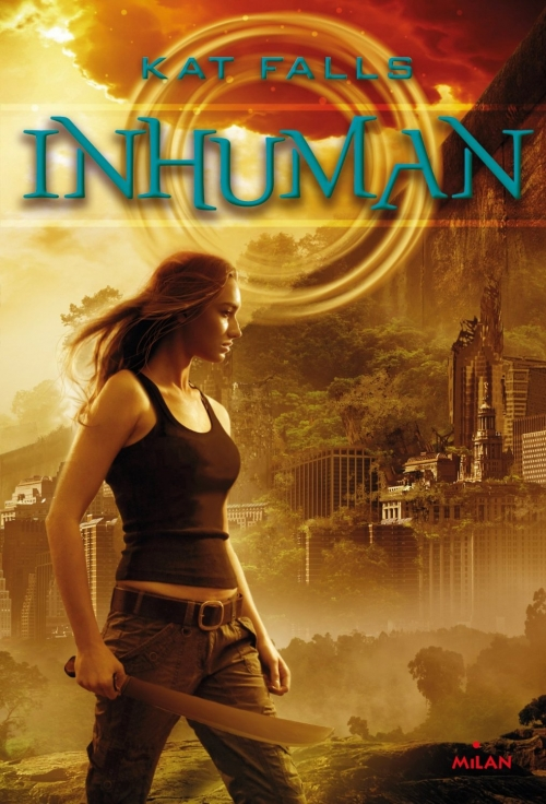 Couverture Inhuman, tome 1