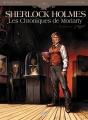 Couverture Sherlock Holmes : Les Chroniques de Moriarty, tome 1 : Renaissance Editions Soleil (1800) 2014