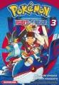 Couverture Pokémon : La grande aventure : Rubis et saphir, tome 3 Editions Kurokawa (Shônen) 2015