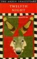Couverture La Nuit des Rois (ou Ce que vous voudrez) Editions Arden Shakespeare 1989