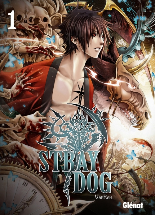 Couverture Stray Dog, tome 1