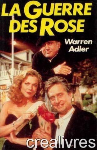 Couverture La Guerre des Roses