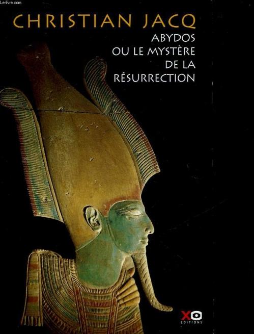 Couverture Abydos ou le mystère de la résurrection