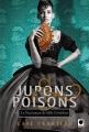 Couverture Le pensionnat de mlle Géraldine, tome 3 : Jupons & poisons Editions Calmann-Lévy (Orbit) 2015
