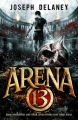 Couverture Arena 13, tome 1 Editions Random House (Digital) 2015