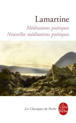 Couverture Méditations poétiques, Nouvelles méditations poétiques