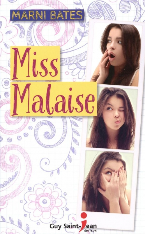 Couverture Miss Malaise, tome 1