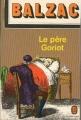 Couverture Le Père Goriot Editions Le Livre de Poche (Classique) 1981