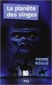 Couverture La Planète des singes Editions Pocket (Jeunesse) 2004