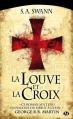 Couverture La Louve et La Croix Editions Milady (Fantasy) 2015