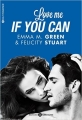 Couverture Love me if you can / Aime-moi si tu l'oses, intégrale Editions Addictives (Adult romance) 2015
