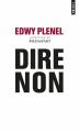 Couverture Dire Non Editions Points 2015