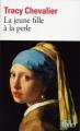 Couverture La Jeune Fille à la perle Editions Folio  2013