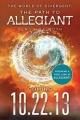 Couverture Divergent, tome 2.5 Editions Katherine Tegen Books 2013