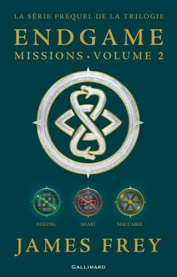 Couverture Endgame Missions, tome 2
