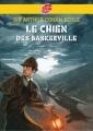 Couverture Sherlock Holmes, tome 5 : Le Chien des Baskerville Editions Le Livre de Poche (Jeunesse) 1994
