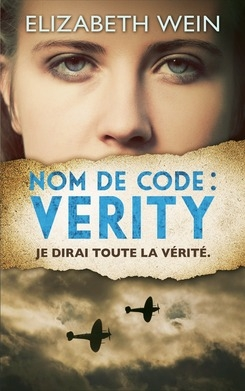 Couverture Nom de code : Verity