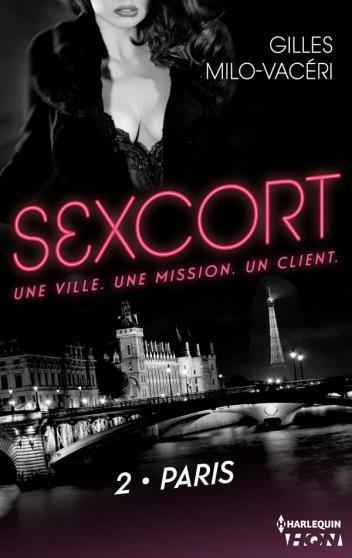 Couverture Sexcort, tome 2 : Paris