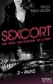 Couverture Sexcort, tome 2 : Paris Editions Harlequin (HQN) 2015