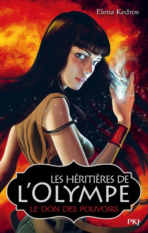 Couverture Les héritières de l'Olympe, tome 1 : Le don des pouvoirs