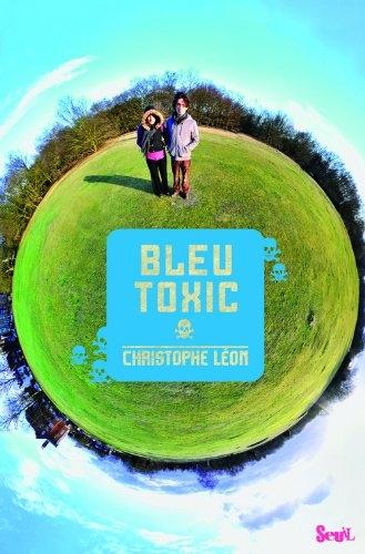 Couverture Bleu Toxic
