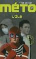 Couverture Méto, tome 2 : L'île Editions Pocket (Jeunesse - Best seller) 2014