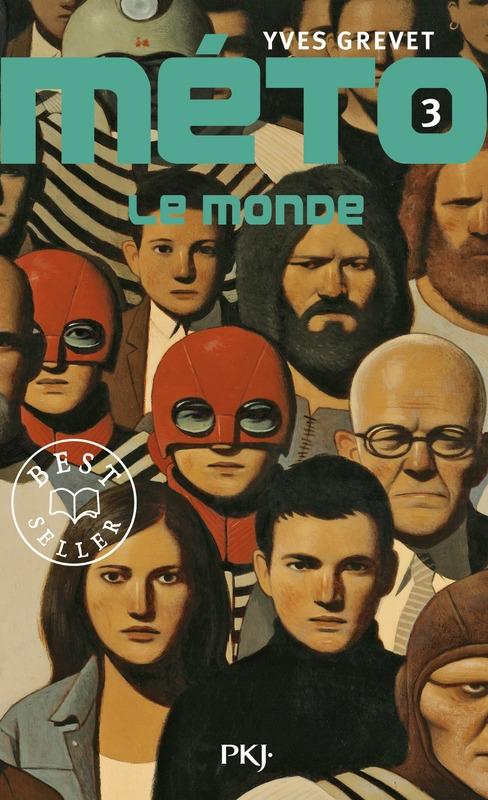 Couverture Méto, tome 3 : Le Monde