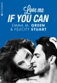 Couverture Love me if you can, intégrale Editions Addictives (Adult romance) 2015