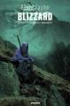 Couverture Blizzard, tome 2 : Les guerres madrières Editions Mnémos 2015