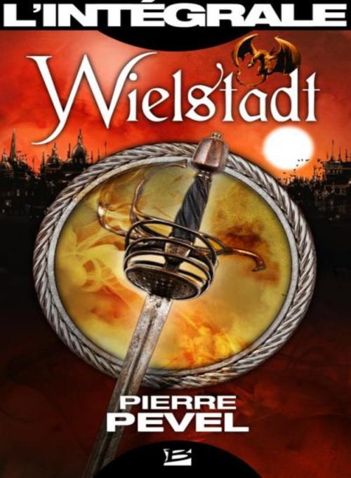 Couverture La trilogie de Wielstadt, intégrale