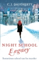 Couverture Night school, tome 2 : Héritage Editions Hachette 2013