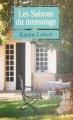 Couverture Les saisons du mensonge Editions France Loisirs 2015