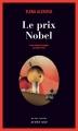 Couverture Le prix Nobel Editions Actes Sud (Actes noirs) 2015