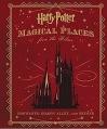 Couverture Harry Potter : Le grand atlas : La magie au cinéma Editions HarperCollins 2015