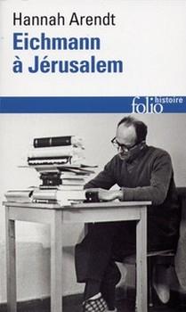 Couverture Eichmann à Jérusalem
